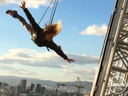 Harness Flying